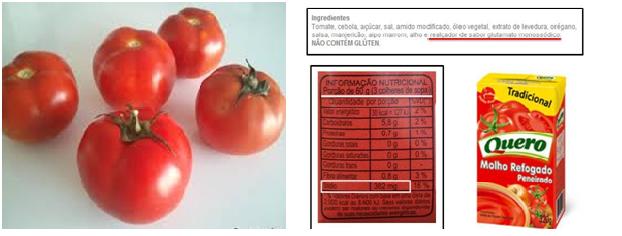 Tomate e molho de tomate